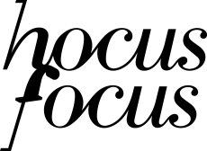 Logo hocus_logo_sort