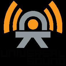 Logo Universal Sound m navn